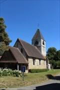 Image for Eglise Notre-Dame - La Chapelle-sous-Gerberoy, France