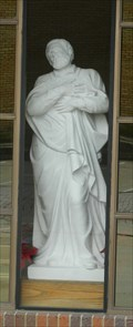 Image for Statue of Saint Philip Neri - Osawatomie, Kansas