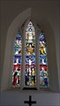 Image for Stained Glass Windows - All Saints - Sutton Mandeville, Wiltshire
