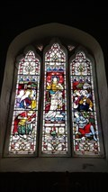 Image for Stained Glass Windows - St John of Jerusalem - Winkburn, Nottinghamshire