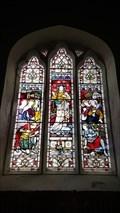 Image for Stained Glass Windows - St John of Jerusalem - Winkburn, Nottinghamshire