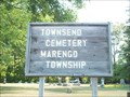 Image for Townsend Cemetery, Marengo Township Calhoun County Mi.