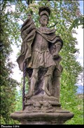 Image for St. Florian in Komenský Orchards / Sv. Florián v Komenského sadech - Frýdek-Místek (North Moravia)