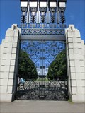 Image for Vigeland Sculpture Park Gate, Oslo, Norway