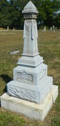 Image for John Powell Price - Council Corners Cemetery - rural Cherokee County, Ks.