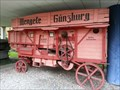 Image for Old 'Mengele' Threshing Machine - Universität Hohenheim, Germany, BW