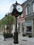 Image for Uxbridge Town Clock, Uxbridge, ON
