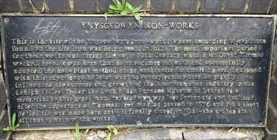 Ynyscedwyn Iron-Works
