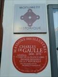 """Image for Charles de Gaulle """"le Général de Gaulle"""" - Lille, France"""