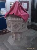 Image for Baptism Font, St Mary Magdalene - Pulham Market, Norfolk
