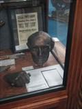 Image for Lincoln Life Mask and Hand Mold - Waco Texas