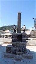 Image for Father Pat Memorial - Rossland, British Columbia, Canada