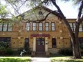 Image for Old Mason Grammar School - Mason, TX