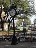 Image for Park Clock - Ballinger, TX