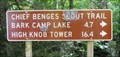 Image for Chief Benge Scout Trail/Little Stony Creek Trailhead - Virginia