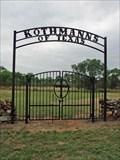 Image for Kothmann Cemetery - Art, TX