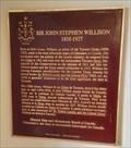 Image for CNHP - Sir John Stephen Willison 1856-1927 - Goderich, Ontario