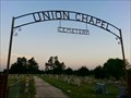 Image for Union Chapel Cemetery - Garden Valley, TX