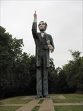 Image for World's Largest Abraham Lincoln Statue - Ashmore, IL