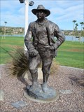 Image for Theodore Roosevelt in Fountain Park - Fountain Hills Arizona