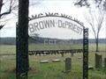 Image for Brown - DePriest Cemetery Est. 1854
