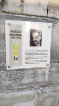 Image for Georges Bernanos - Clermont (Oise), Hauts-de-France, France