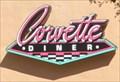Image for Corvette Diner ~ San Diego, California
