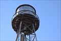 Image for East Rowan High School Water Tower, Salisbury, NC, USA