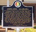 Image for Ashland, Alabama