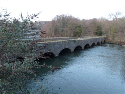 Tennant Canal Aqueduct,
