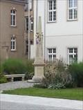 Image for Distanzsäule in Radeburg/ Sachsen/ Deutschland