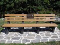 Image for Detective Sergeant Mark F. Parry Dedicated Bench - Boonsboro, MD