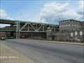 Image for MA Route 79 - Double - Deck and Ramp to I-195 - Fall River, MA