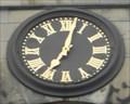 Image for Edinburgh University Old College Clock - Edinburgh, Scotland