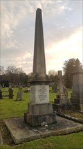 Image for Winn Obelisk - Canwick Road Old Cemetery - Lincoln, Lincolnshire