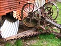 Image for Old Hay Cutter, Whangamomona