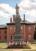 Image for Holmes County War of 1812 Monument  -  Millersburg, OH