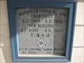 Image for AL 6000 AD 2000 - Mansfield Lodge 489 - GA