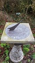 Image for Sundial - St Nicholas - Knaptoft, Leicestershire