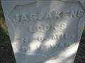 Image for James Akens - Continental Line - Revolutionary War