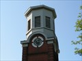 Image for Church of Christ Clock-Titusville, PA