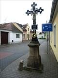 Image for Kríž na ulici  Svatopluka Cecha  - Trebon, okres Jindrichuv Hradec, CZ