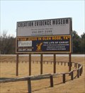 Image for Creation Evidence Museum -- Glen Rose TX