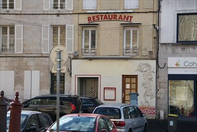 Un restaurant qui malheusement doit être fermé définitivement