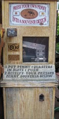 Image for Winthrop, WA - Penny Smasher