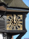 Image for Wallis and Wallis Auctioneers Clock - West Street, Lewes, UK