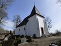 Image for Weinfelder Kirche-Schalkenmehren, Rh.-Pf., Germany