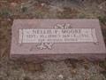 Image for 100 - Nellie P. Moore - Fairlawn Cemetery - OKC, OK