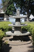 Image for Uvalde Plaza Fountain -- Uvalde TX