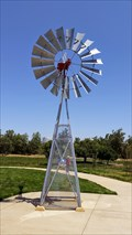 Image for Rotary Play Garden Windmill - San Jose, CA